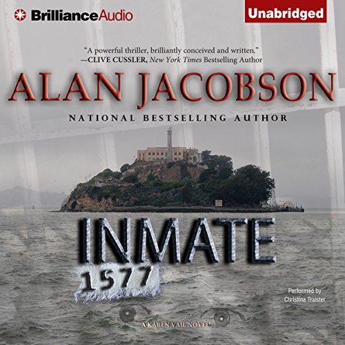 Inmate 1577 audiobook cover art