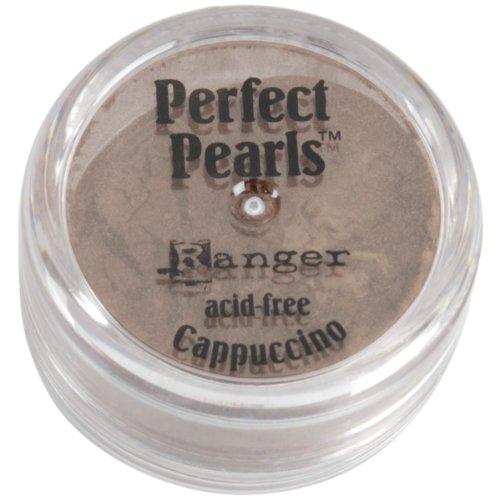Perfect Pearls – Pigment en Poudre, Couleur Marron Cappuccino
