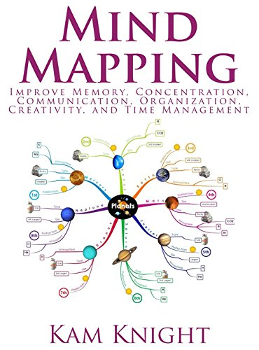 Mind Mapping: Improve Memory, Concentration, Communication, Organization, Creativity, and Time Management (Mental Performance) (English Edition)