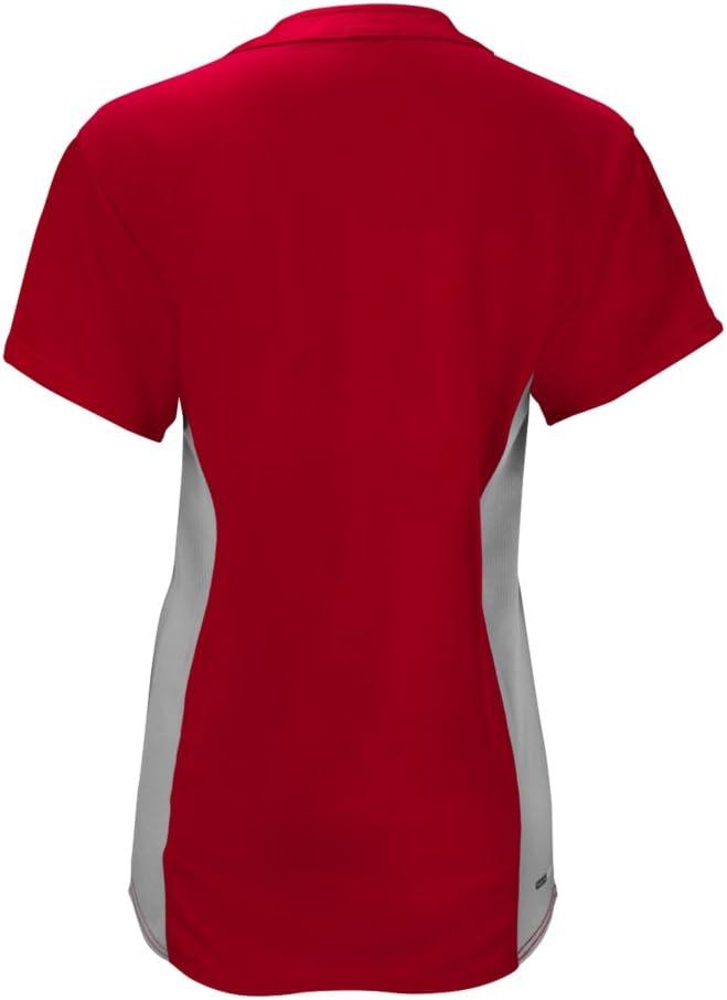 Mizuno Womens Pro Full-Button Game Jersey