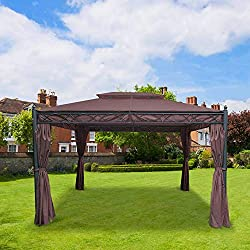 best gazebo for garden parties