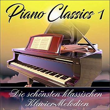 Piano Classics 1, die schönsten klassischen Klavier-Melodien