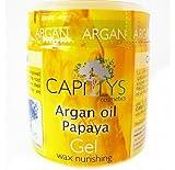 Cera Gel reparador óleo Argan & Papaya 2 U. x 100 ml