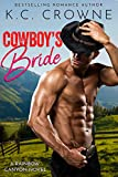 Cowboy's Bride: A Western Romance Suspense