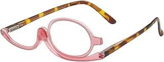 I Heart Eyewear Tortoiseshell & Rose Makeup Application Reading Glasses, 3.5