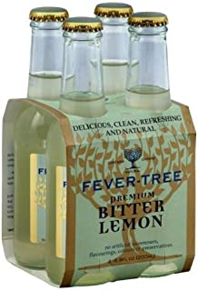 Fever-Tree Bitter Lemon, 4 ct by Fever-Tree