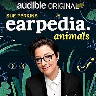 Sue Perkins Earpedia: Animals cover art