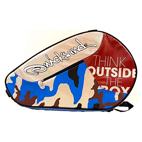 Quicksand Bolsa mochila para raquetas Beach Tennis Compact Kombat