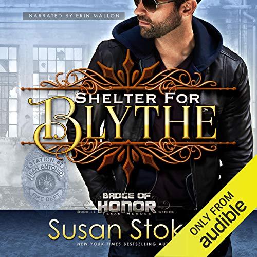 Shelter for Blythe audiobook cover art