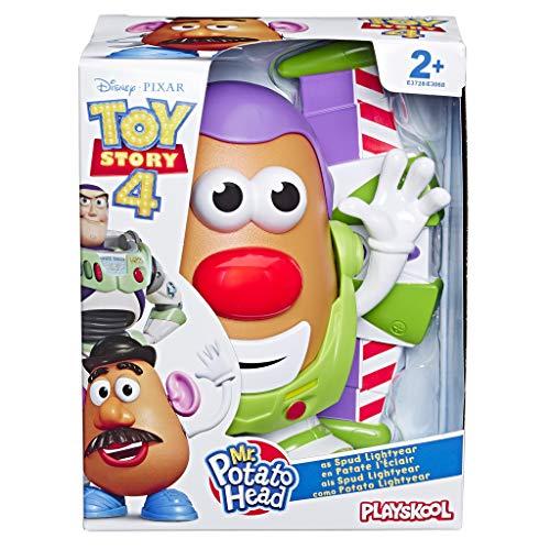 Mehrfarbig POTATO HEAD Playskool Mr Potato Head Plaudertasche Spielset