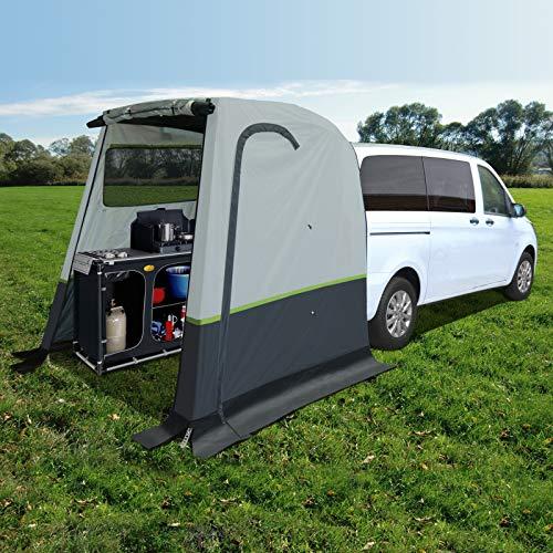 Reimo Tent Technology Heckzelt Update 195x200 passend für Mercedes Vito, V-Klasse, MarcoPolo ab 2015