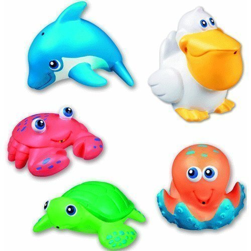 Munchkin Five Sea Squirts (Pack of 3)