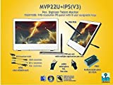 Yiynova MVP22U(V3) Tablet Monitor,IPS Panel, DVII Digital Input...