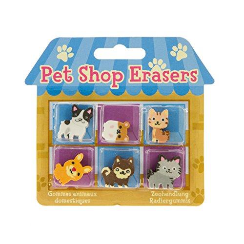 Tobar Pet Shop Radiergummi
