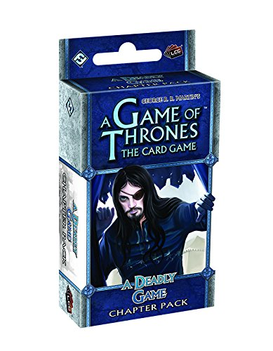 Game of Thrones - 330944 - Jeu De Cartes - A Deadly Game Chapter