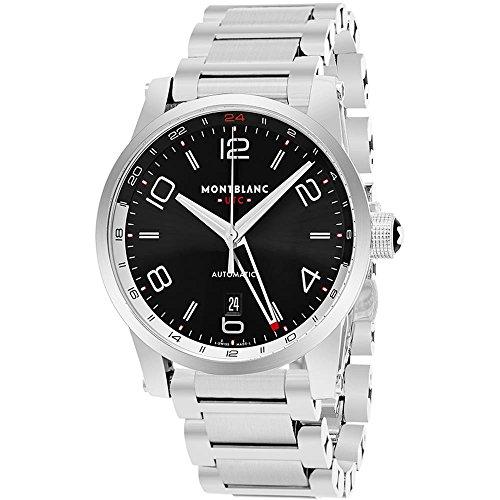 Montblanc Timewalker Herren-Armbanduhr 43mm Schweizer Automatik Analog 109135