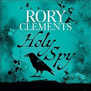 Holy Spy cover art