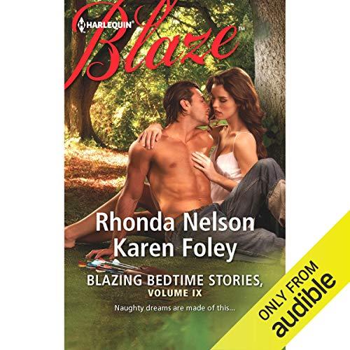 Blazing Bedtime Stories, Volume IX audiobook cover art