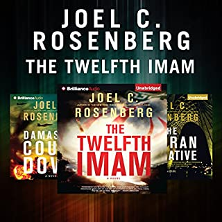 Joel C. Rosenberg - Twelfth Imam Series cover art