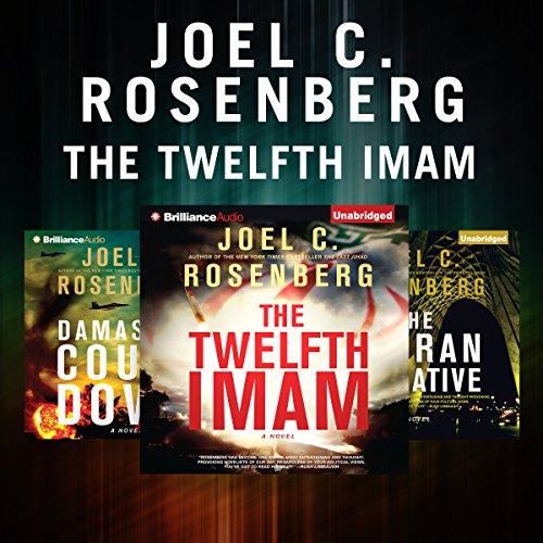 Joel C. Rosenberg - Twelfth Imam Series audiobook cover art