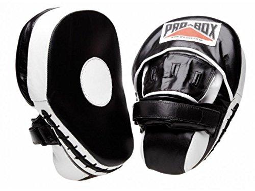 Pro Box HI-Impact Leder-Boxhandschuhe, für Boxen