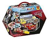 CRAZE- Cuentas de fusibles Splash BEADYS Cars 3 Creation Set Fuse Craft Beads para niños 59419