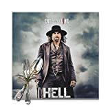 Modern Style Placemats for Dining Table Set of 6 Hell On Wheels Season 5 Tray Mat