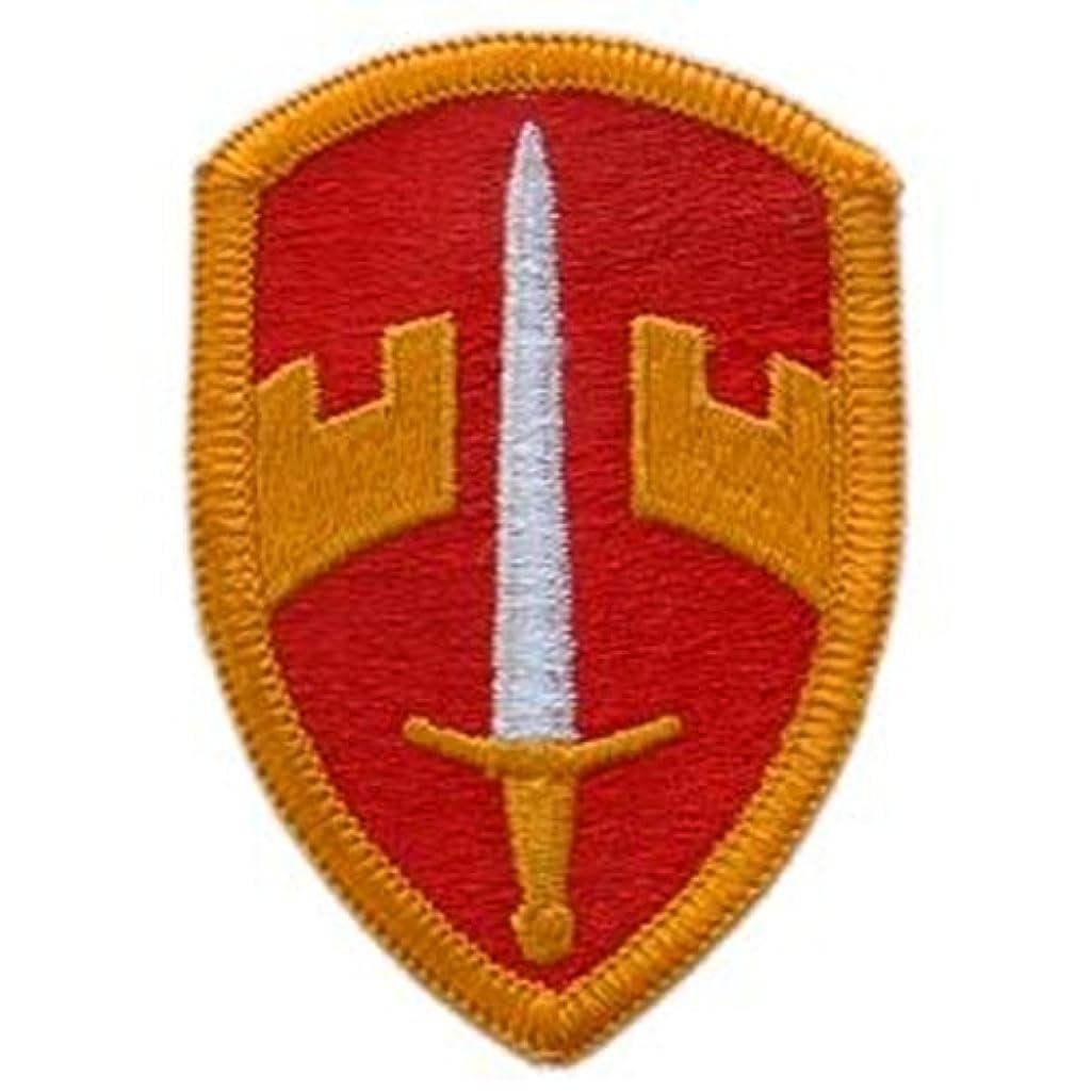 EagleEmblems PM0070 Patch-Army,Milt.Asst.CMD. (3'')