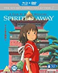 Spirited Away (2 Blu-Ray) [Edizione: Reg...