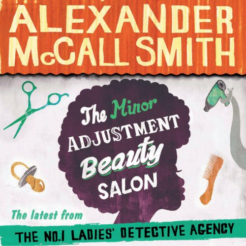 The Minor Adjustment Beauty Salon Titelbild