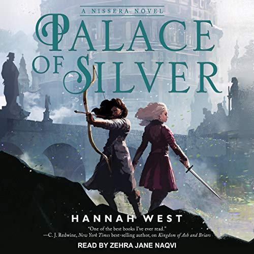 Palace of Silver Audiobook By Hannah West cover art