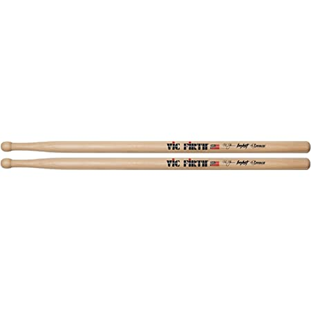 Vic Firth Corpsmaster Signature Snare-Thom Hannum Beast Drumsticks (STH4)