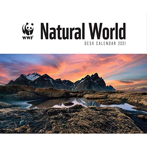 WWF Natural World Box Calendar 2021 (Plastic Free Box)
