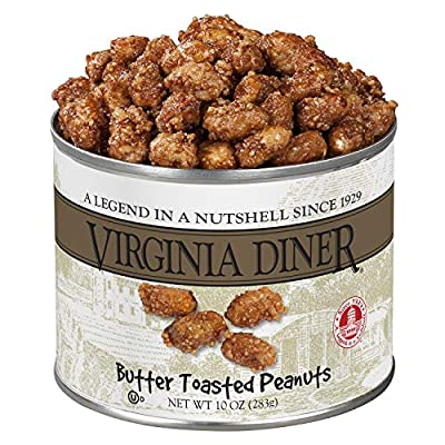 Virginia Diner Peanuts, Butter Toasted