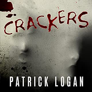 Crackers audiobook cover art