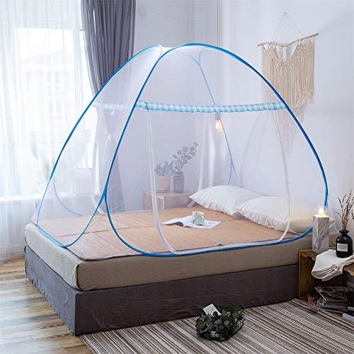 Moustiquaire tente de lit portable