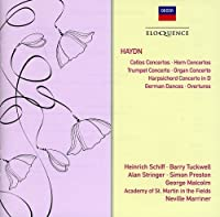 Haydn: Ctos / German Dances / Overtures by MARRINER / ACADEMY OF ST MARTIN IN THE FIELDS (2011-06-28)
