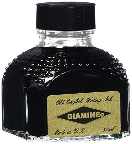 Price comparison product image Diamine 80 ml Bottle Fountain Pen Ink,  Denim