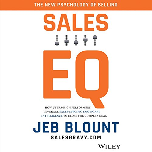 Sales EQ audiobook cover art