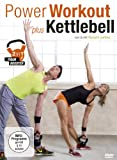 Power Workout plus Kettlebell [Alemania] [DVD]