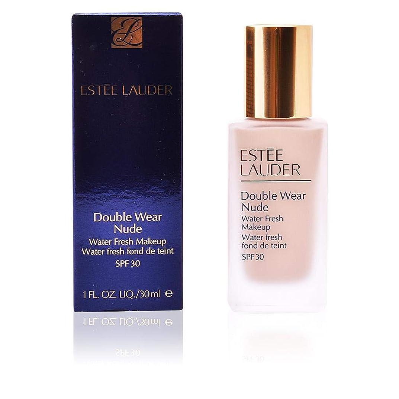 コンピューターを使用する守るアーサーコナンドイルエスティローダー Double Wear Nude Water Fresh Makeup SPF 30 - # 2C2 Pale Almond 30ml/1oz並行輸入品