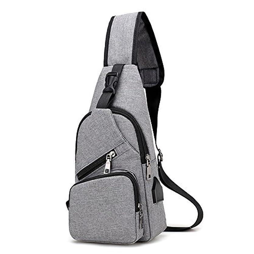 人間集めるトリプルボディ肩掛け 斜め掛け メンズ バッグ - ROKKES 斜め メンズ ショルダーバッグ, shoulder/body bag for men