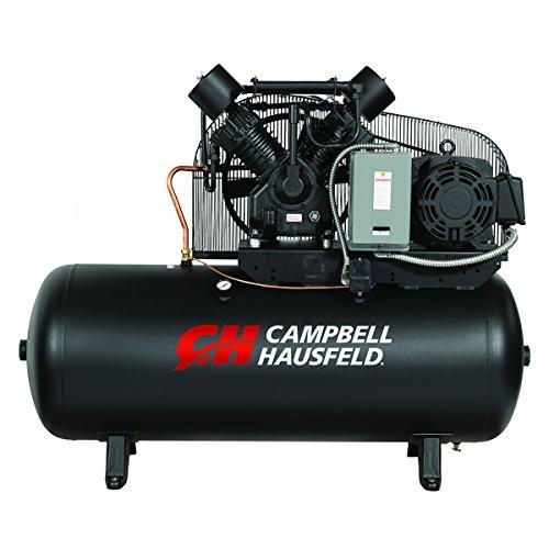 Campbell Hausfeld CE8003 Air Compressor, 120 gallon