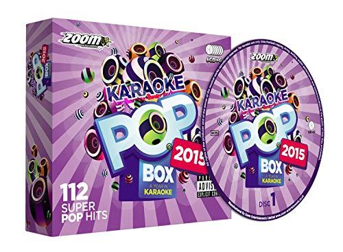 Zoom Karaoke Pop Box 2015