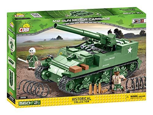 HC Segunda Guerra Mundial / 2531 / M12 GMC 560 KL.