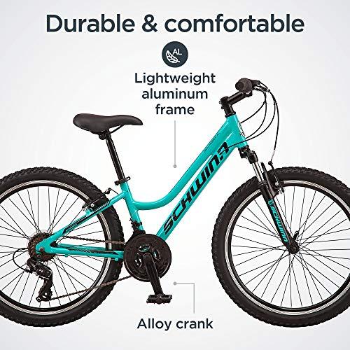 51nnXN1vlsL. SL500 Schwinn Discover Hybrid Bike for Men and Women