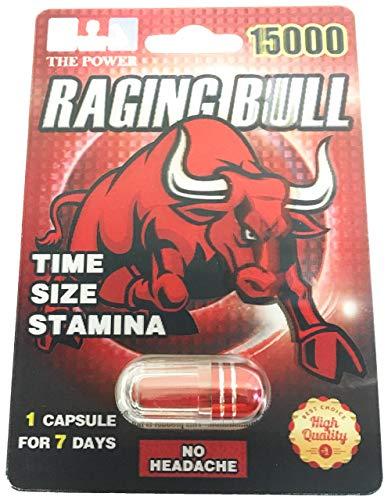 Raging Bull 15000 Enhancement 24 Pills Wholesale