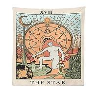 150 × 200タペストリー装飾日月占星術タペストリー家の装飾のためのtapestriカフェバー