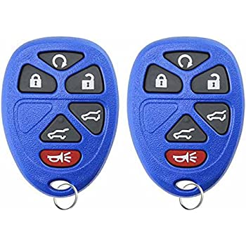 15913427 Discount Keyless Replacement Button Pad Compatible with OUC60270