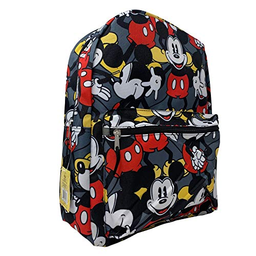 Mickey Mouse 16' Backpack with all over Print- KMAL
